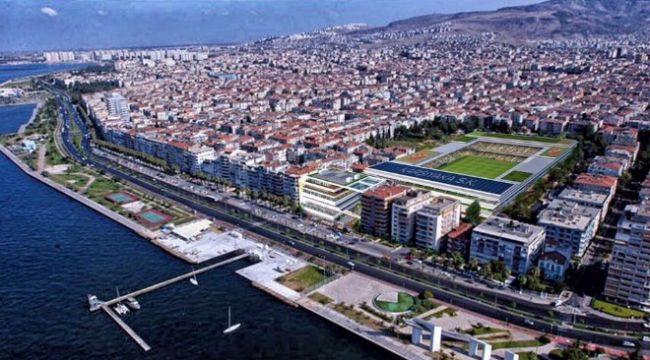 Karşıyaka Stadı'nda otopark engeli aşıldı
