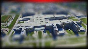Ankara Şehir Hastanesi açılışı yapılıyor