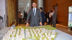 Taşkent'in tasarımı Türk mimarlara emanet
