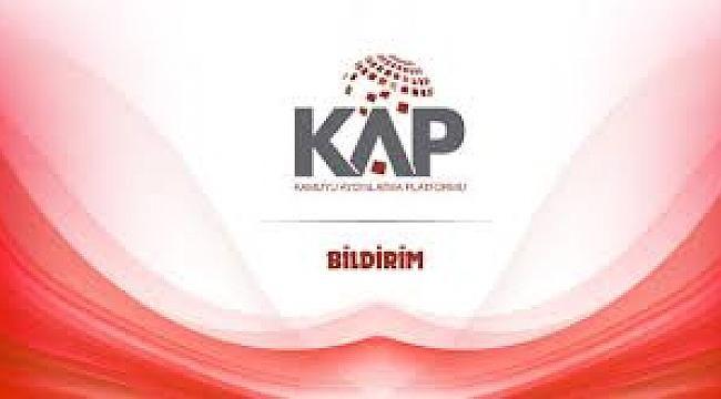 AKFEN Gayrimenkul KAP'a fon birim fiyatını açıkladı