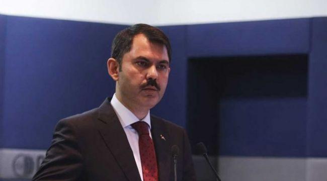 Bakan Kurum'dan Zonguldak'a yeni kent merkezi müjdesi