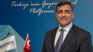 Feyzullah Yetgin, 2. kez GYODER Başkanı seçildi