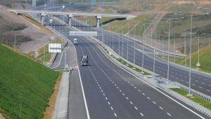 Kuzey Marmara Otoyolu'nun bazı kesimleri trafiğe açılıyor