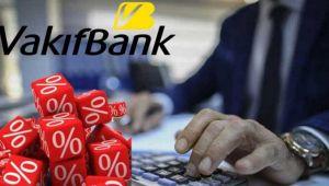 Vakıfbank'tan satışa sunulan gayrimenkuller için kampanyalı konut kredisi