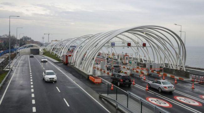 Avrasya Tüneli'nden bayramda geçiş ücretleri