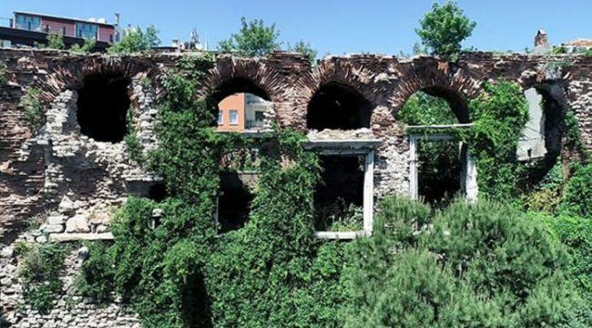 Tarihi Surlar istilacı bitkilerin tehditi altında!