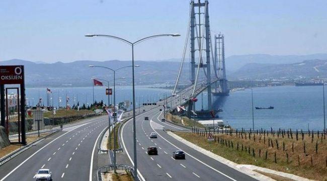 Vatandaşlar bayramda Osmangazi Köprüsü yerine feribotu tercih etti!