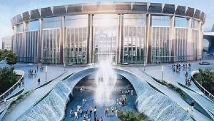 Olimpiyat stadı inşaatı için 616 milyon dolar kredi