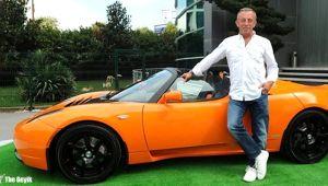 Ali Ağaoğlu'nun Arabaları Satışa Çıktı