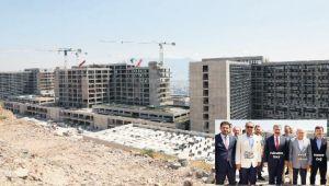 Bayraklı Şehir Hastanesi İçin Tarihi Açıkladı