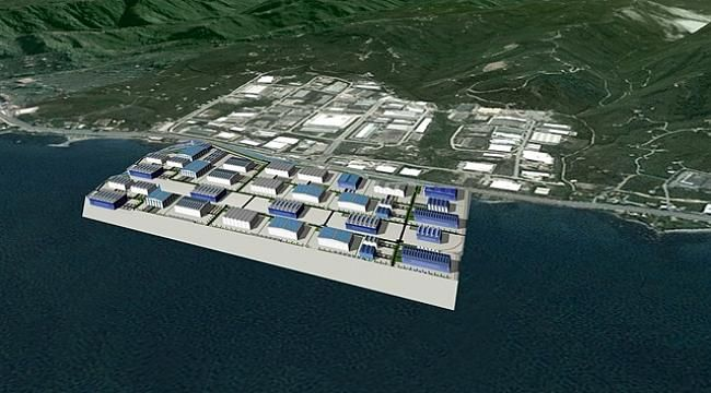 Trabzon'a Yatırım Adası Geliyor