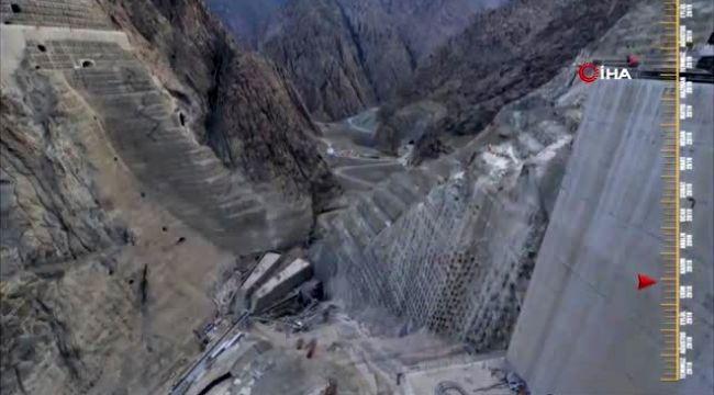 40 bin karede Yusufeli Barajı