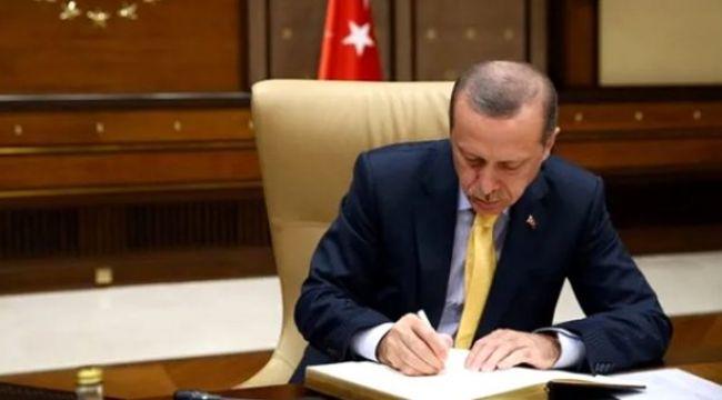 Erdoğan imzaladı, 7 ilde 9 bölge kesin korunacak hassas alan ilan edildi