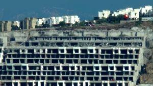 Bodrum'da kaçak milyon dolarlık yıkımlar devam ediyor