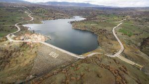 Manisa İlimizde 390.240 Dekar Tarım Arazisi Sulandı