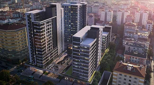 MESA Cadde projesinde 180 ay yüzde 0.79 faizle cazip ödeme fırsatı
