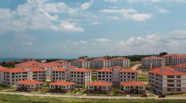 Nevşehir'e 1410 konutluk yeni proje