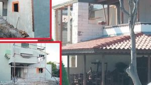 Dikkat çeken iddialar! CHP'li Aykut Erdoğdu'nun villası kaçak mı?