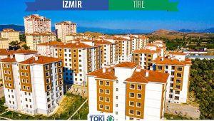 TOKİ İzmir Tire konutları sahiplerine teslim ediliyor