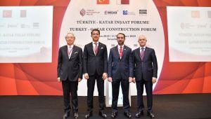Türk müteahhitler için Katar'da 36 milyar dolarlık fırsat var!