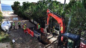 İZSU'dan İzmir Mordoğan'a biyolojik atık su arıtma tesisi