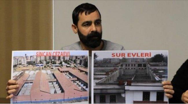 Sur'daki yeni yapılara 'Sincan Cezaevi' benzetmesi: Mimarı AK Parti'li eski vekil