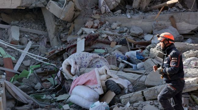 Elazığ merkez, Sivrice ve Maden'de 50 bina yıkıldı, 308 ağır hasarlı bina var