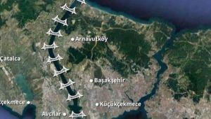 Eski Arnavutköy Belediye Başkanı Yardımcısı'nın kardeşi Kanal İstanbul güzergahından 22 dönüm arazi almış