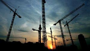 Güven endeksi inşaat sektöründe yükseldi