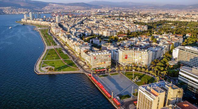 İzmir'de konut satışlarında büyük artış