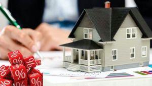 Konut kredi faizi indi, bir ev parası vatandaşta kaldı