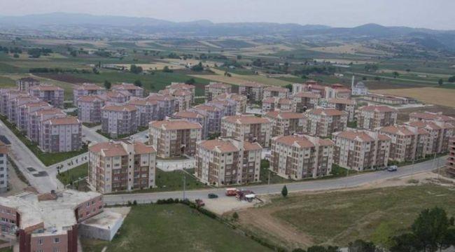 TOKİ'nin 2020'de Bursa'da yapacağı sosyal konut projeleri