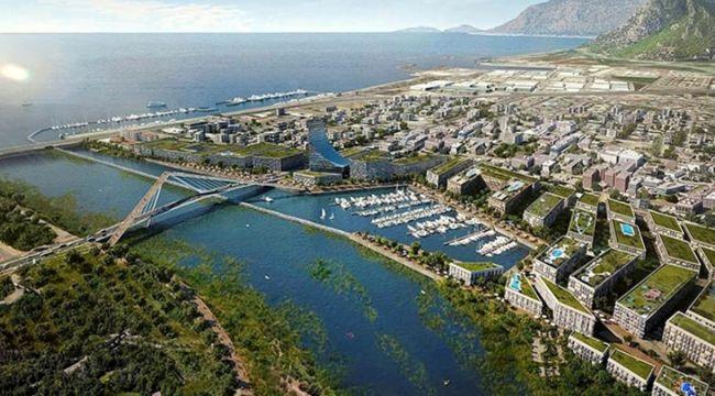 Barolardan Kanal İstanbul Projesine İptal Davası