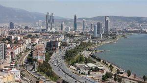 İzmir'de konut satışları yüzde 74 arttı