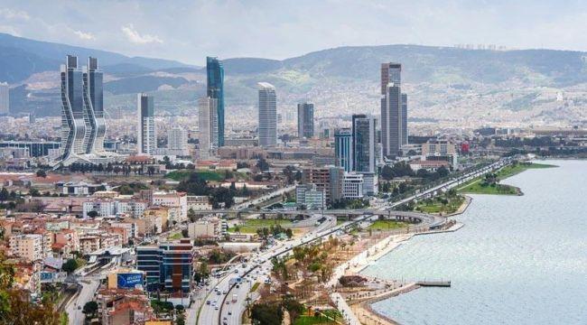 İzmir'de konut satışları yüzde 12 arttı