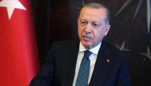 Cumhurbaşkanı Erdoğan: 2 bin yatak kapasiteli iki hastanenin yapımı hızla devam ediyor