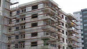 Salgın inşaat sektörünü teğet geçti