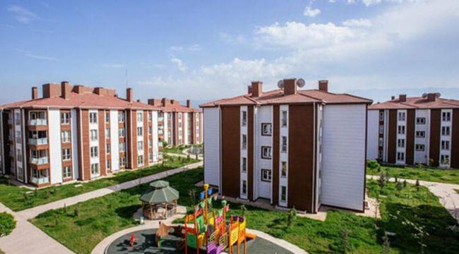 TOKİ'den 5 bin lira peşinatla ev sahibi olma müjdesi