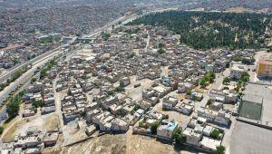 Aydınlar mahallesi kentsel dönüşüm projesi devam ediyor