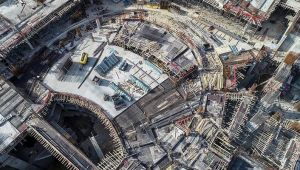 Bakan Ersoy: AKM'nin inşaatı yıl sonuna kadar bitirilecek