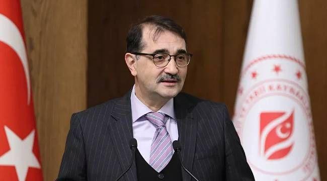 Enerji ve Tabii Kaynaklar Bakanı Dönmez: Akkuyu Nükleer Güç Santrali'nin ikinci ünitesinin temeli atıldı