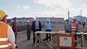 Erzurum'da kentsel dönüşüm Aziziye'den başladı