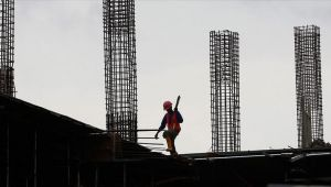 İnşaat sektörü güven endeksi Haziran'da yüzde 33,1 arttı