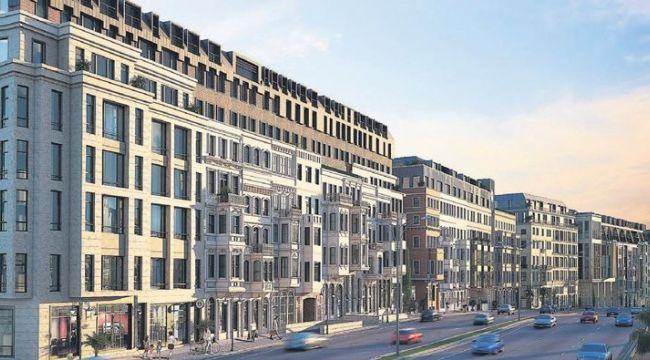 Taksim 360 Projesi'nin büyük kısmı 2021'de tamamlanacak