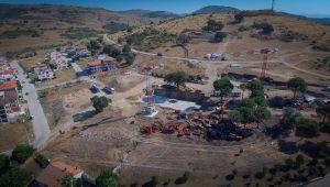 TOKİ konutları inşaatı başladı