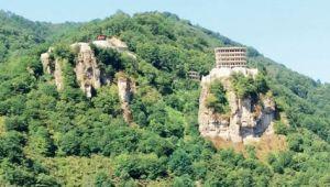 Büyükkaya Tepesi Üzerinde Tartışmalı Otel İnşaatı