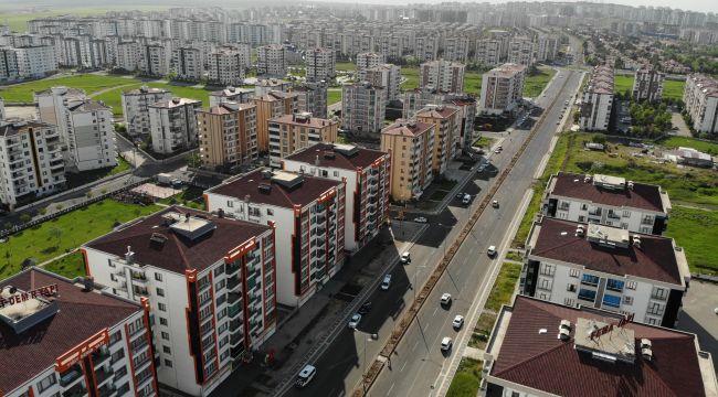 Diyarbakır'da ikinci el daire fiyatları sıfır dairelerle yarışıyor