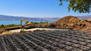 Elazığ'da deprem nedeniyle 18 köyde konut yapımına başlandı