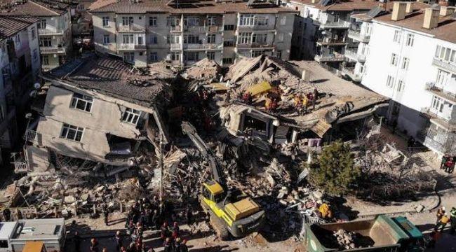 Elazığ deprem raporu yayımlandı