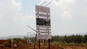 Fethiye'de bin kişilik öğrenci yurdu inşaatı başladı